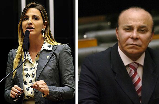 Dois deputados faltaram a votação do impeachment