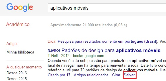 Biblioteca Google 3