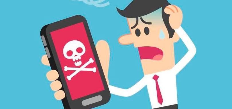 Antivírus para Android