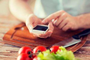 Aplicativos de comida